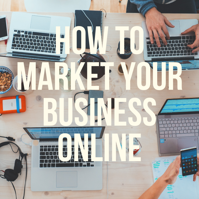 hw to market your business online